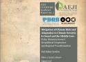 Mitigation of Climate Risk and Adaptation to Climate Security In Israel and the Middle East - Report written by Joel Adam Gordon during AEJI Internship