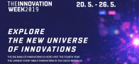 Dr. Alex Golberg and Prof. Michael Gozin to present research of bioplastics polymer production from algae in Czech Republic Innovation Week 2019