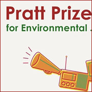 PSES graduate Netta Ahituv wins Pratt Prize for Environmental Journalism