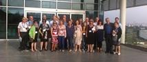 UJ Living Legacy Mission Visits the Porter School