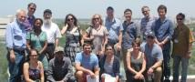 A Group of Professors from New York City Visited the Porter School of Environmental Studies