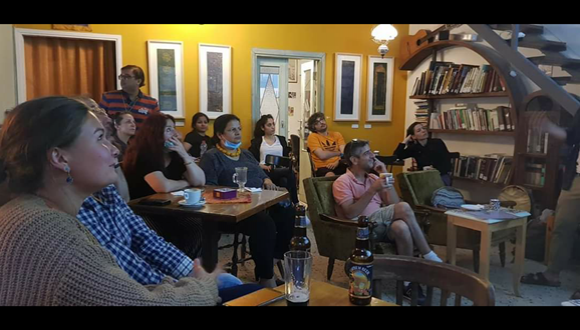 Algae in Nazareth
