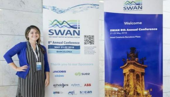 Insights from the Smart Water Networks Forum Conference in Barcelona