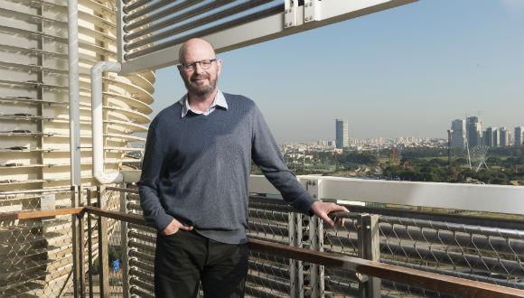 Prof. Danny Rabinowitz Photo: Yoram Reshef