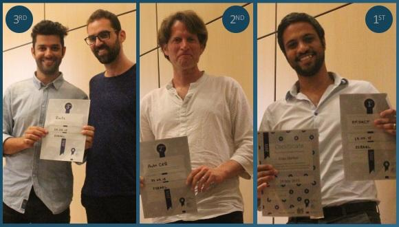 The Israeli Finals of ClimateLaunchpad -   Europe's Largest Cleantech Ideas competition