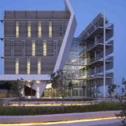 Capsule Bldg Receives Honorable Mention